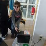 Unser DJ wurde aus den USA eingeflogen