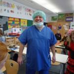 Arzt im Einsatz