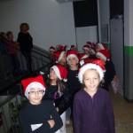 Santa Claus kommt