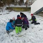 Schneekunst mit Patenkindern 008
