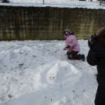 Schneekunst mit Patenkindern 011