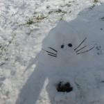 Schneekunst mit Patenkindern 014