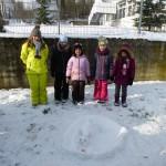 Schneekunst mit Patenkindern 022