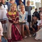 gefangene Prinzessinnen