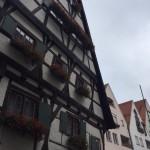 schiefe Hotel