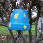 Vogelfutter oder schöne Gartendeko